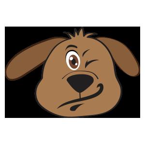 dogshocola 01 sticker messages sticker-0