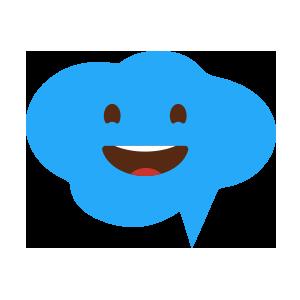 cloudemoji stickers messages sticker-1