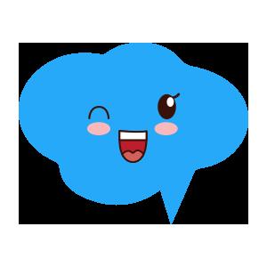 cloudemoji stickers messages sticker-3
