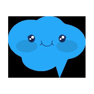 cloudemoji stickers messages sticker-7