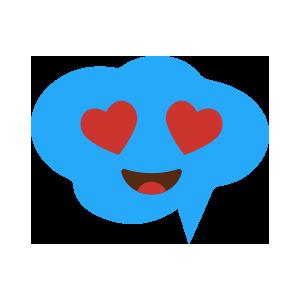 cloudemoji stickers messages sticker-2