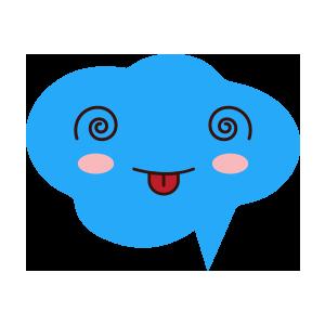 cloudemoji stickers messages sticker-5