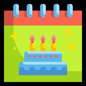 BirthdayPartyBe messages sticker-6