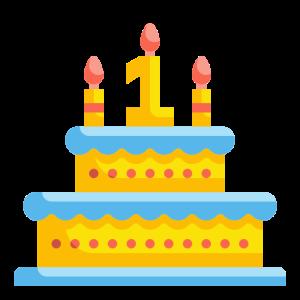 BirthdayPartyBe messages sticker-5