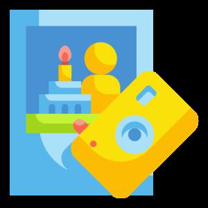 BirthdayPartyBe messages sticker-7