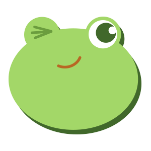 Cutefrog emoji stickers messages sticker-3