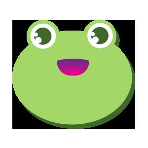Cutefrog emoji stickers messages sticker-4