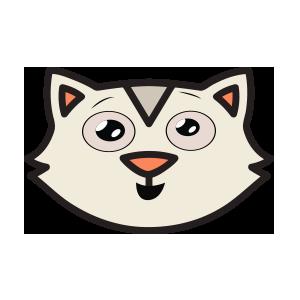 catmoji face sticker 2019 messages sticker-11