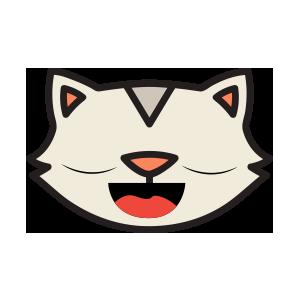 catmoji face sticker 2019 messages sticker-5