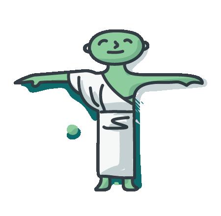 Yogi Life messages sticker-9