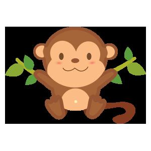 funny monkey sticker 2019 messages sticker-3