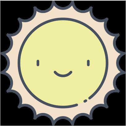 Summer Icon messages sticker-0