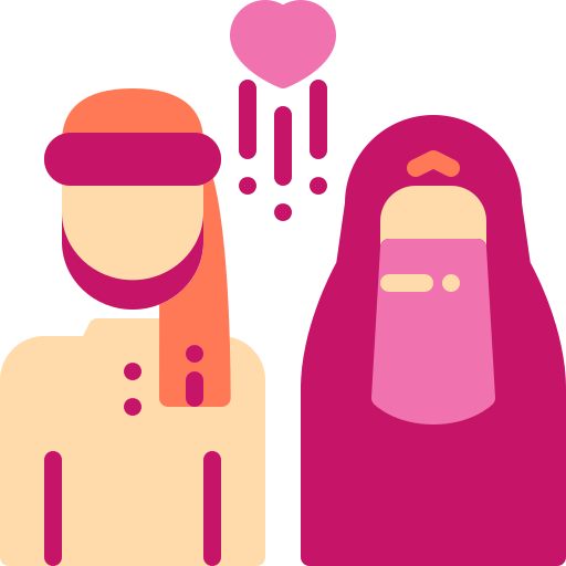 MuslimWeddingMS messages sticker-0