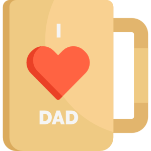 FathersDayBe messages sticker-10