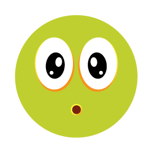 Green emoji sticker 2019 messages sticker-4