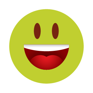 Green emoji sticker 2019 messages sticker-11