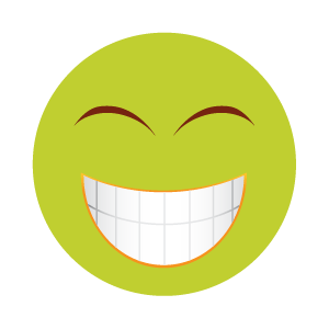 Green emoji sticker 2019 messages sticker-9