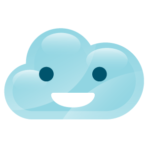 cloudy lovely emoji stickers 2 messages sticker-6