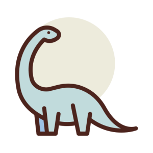 DinosaursBe messages sticker-1
