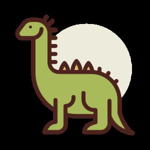 DinosaursBe messages sticker-2