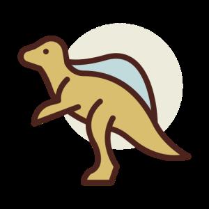 DinosaursBe messages sticker-5