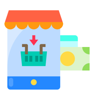 OnlineShoppingBe messages sticker-1