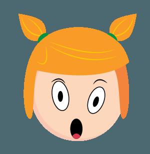 girl face emoji new 2019 messages sticker-1