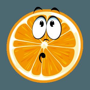 lemon emoji stickers 2019 messages sticker-5