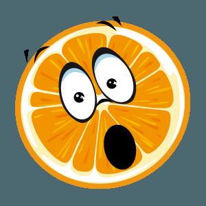 lemon emoji stickers 2019 messages sticker-4