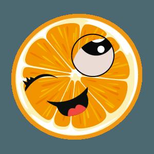 lemon emoji stickers 2019 messages sticker-10