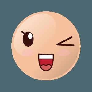 emoji stronger sticker 2019 messages sticker-3