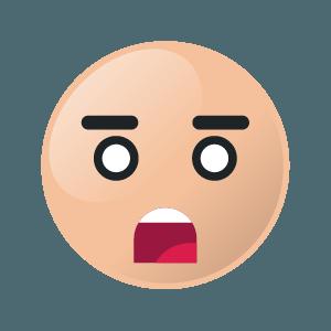 emoji stronger sticker 2019 messages sticker-4