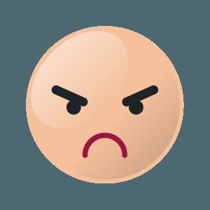 emoji stronger sticker 2019 messages sticker-6