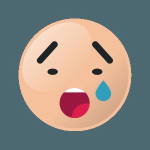 emoji stronger sticker 2019 messages sticker-1
