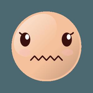 emoji stronger sticker 2019 messages sticker-8