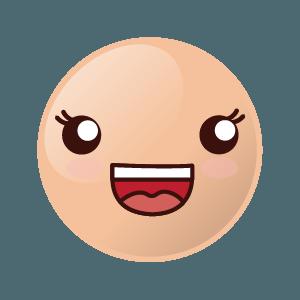 emoji stronger sticker 2019 messages sticker-7