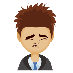 man pro face emoji sticker messages sticker-3
