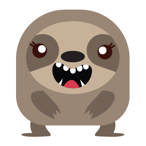 monster emoji sticker 2019 messages sticker-2