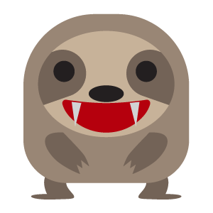 monster emoji sticker 2019 messages sticker-10