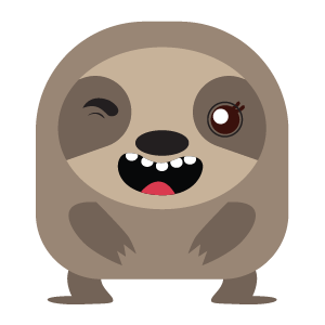 monster emoji sticker 2019 messages sticker-1