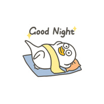 Lucky duckling messages sticker-2