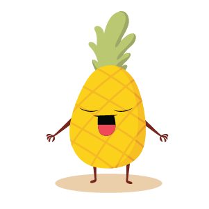 fruite face emoji lovely messages sticker-0