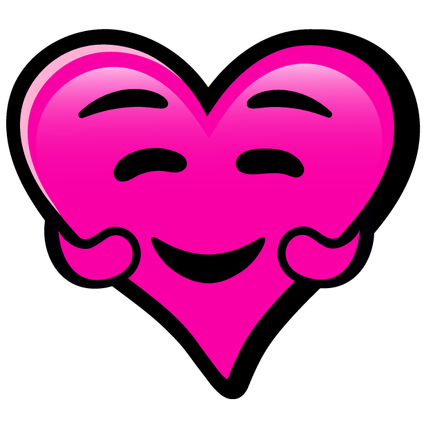 Pink Hearts stickers messages sticker-8