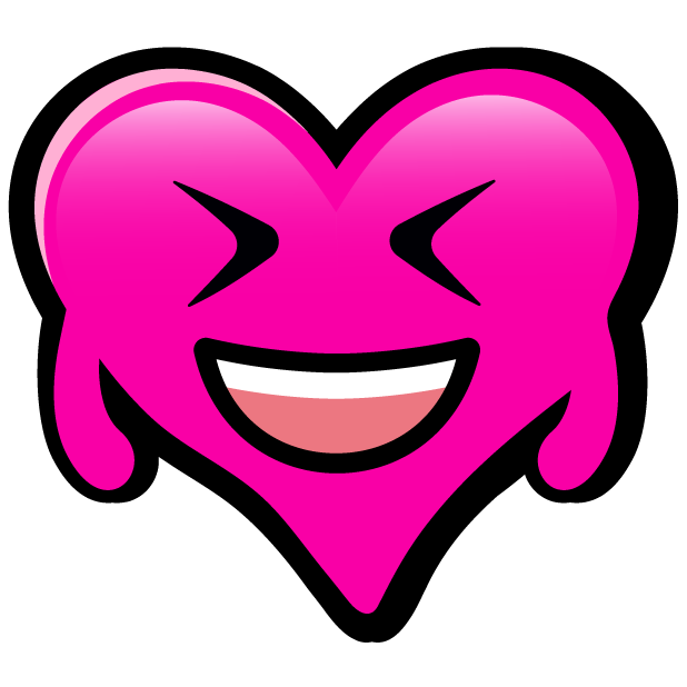 Pink Hearts stickers messages sticker-4