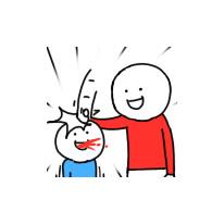 블루와친구들 messages sticker-6