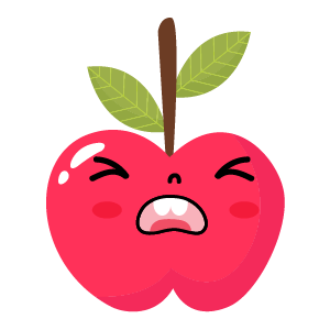 applemoji funny face sticker messages sticker-4