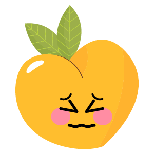 pear fruits emoji sticker messages sticker-4