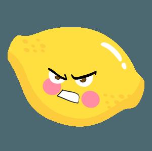 mango funny emoji sticker messages sticker-8