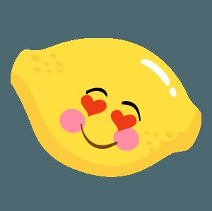 mango funny emoji sticker messages sticker-4