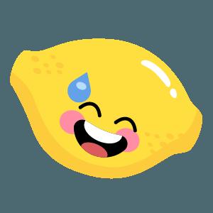 mango funny emoji sticker messages sticker-7